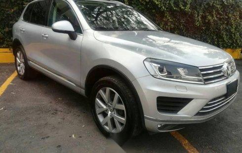SHOCK!! Un excelente Volkswagen Touareg 2017, contacta para ser su dueño
