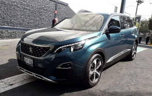 Peugeot 5008 2019 barato en Coyoacán