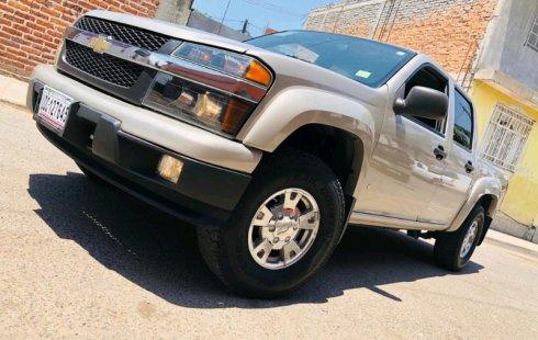 Chevrolet Colorado usado en Guanajuato