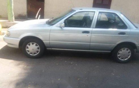 Quiero vender urgentemente mi auto Nissan Tsuru 1998 muy bien estado