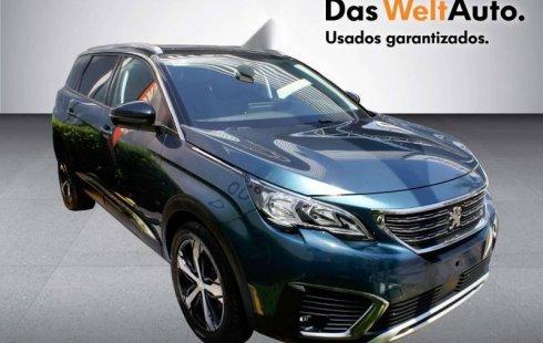 En venta un Peugeot 5008 2019 Automático muy bien cuidado