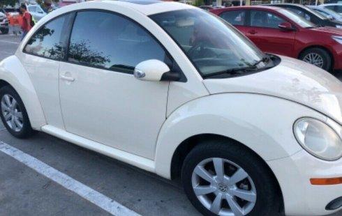 Quiero vender un Volkswagen Beetle usado