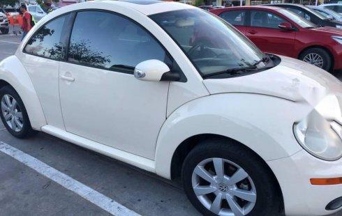 Llámame inmediatamente para poseer excelente un Volkswagen Beetle 2008 Automático