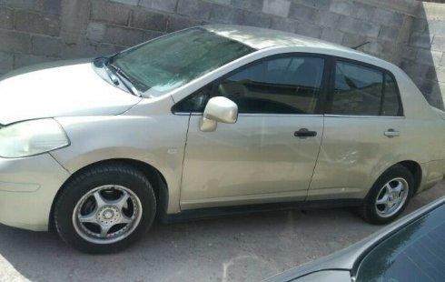 Llámame inmediatamente para poseer excelente un Nissan Tiida 2008 Automático