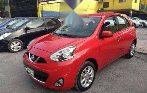 Nissan March 2018 impecable