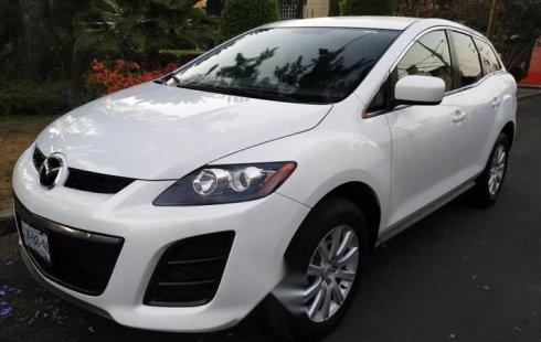Tengo que vender mi querido Mazda CX-7 2011 en muy buena condición