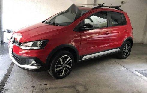 Quiero vender inmediatamente mi auto Volkswagen CrossFox 2017