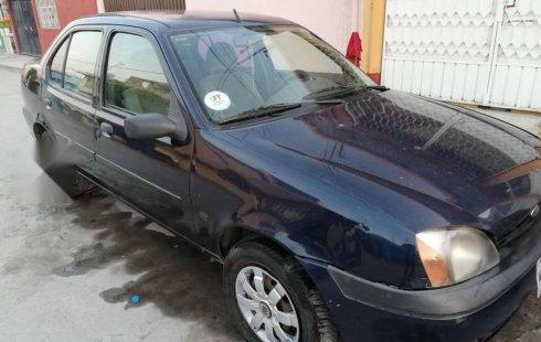 Ford Fiesta impecable en Ecatepec de Morelos