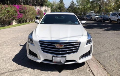 Cadillac CTS 2017 impecable