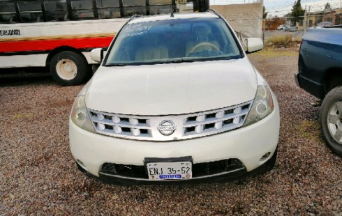 Nissan Murano 2004 impecable