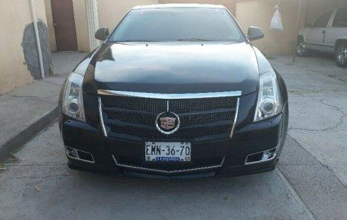 Vendo un Cadillac CTS impecable