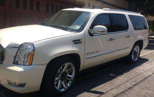 Urge!! Un excelente Cadillac Escalade 2010 Automático vendido a un precio increíblemente barato en Álvaro Obregón