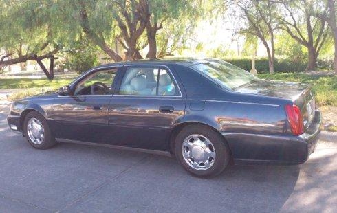 Quiero vender inmediatamente mi auto Cadillac Deville 2000 muy bien cuidado