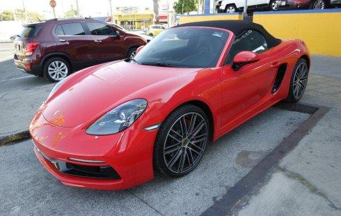 Porsche Boxster precio muy asequible