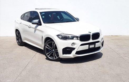 Vendo un carro BMW X6 M 2018 excelente, llámama para verlo
