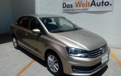 Volkswagen Vento 2018 usado en Tultitlán