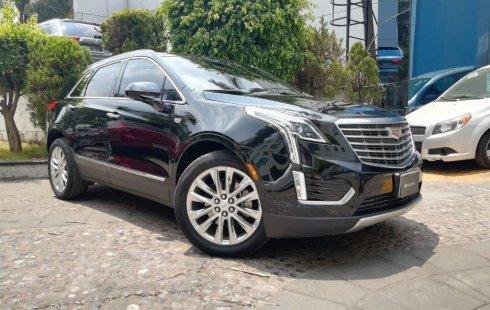 Cadillac XT5 2017 barato en Huixquilucan