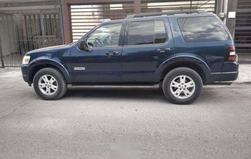En venta un Ford Explorer 2007 Automático en excelente condición