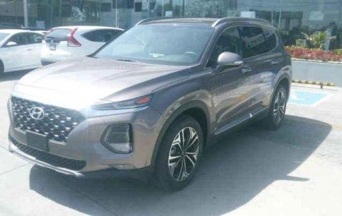 Hyundai Santa Fe impecable en Miguel Hidalgo más barato imposible