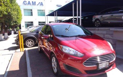 Ford Fiesta impecable en Benito Juárez más barato imposible