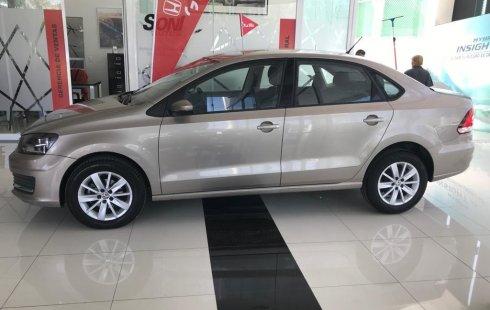 No te pierdas un excelente Volkswagen Vento 2018 Automático en Gustavo A. Madero