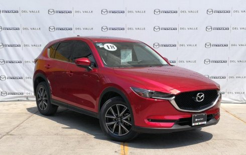Mazda CX-5 2018 impecable