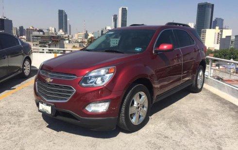 Quiero vender inmediatamente mi auto Chevrolet Equinox 2016 muy bien cuidado