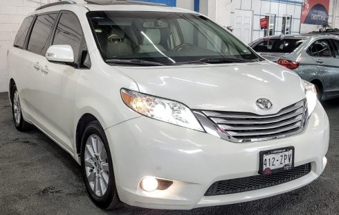 Toyota Sienna 2014 en venta