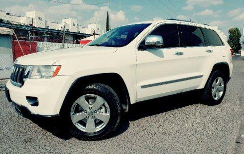 Se pone en venta un Jeep Grand Cherokee
