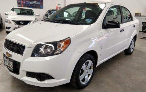 Urge!! En venta carro Chevrolet Aveo 2014 de único propietario en excelente estado