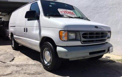 Ford Econoline Van precio muy asequible