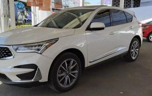 Un carro Acura RDX 2019 en Benito Juárez