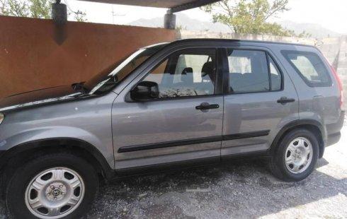 En venta un Honda CR-V 2005 Automático muy bien cuidado