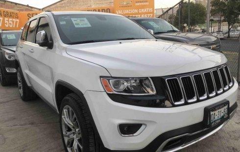 Quiero vender un Jeep Grand Cherokee usado