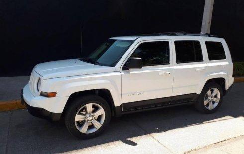 Llámame inmediatamente para poseer excelente un Jeep Patriot 2012 Automático