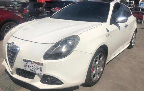 Quiero vender un Alfa Romeo Giulietta usado