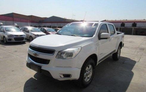 Chevrolet Colorado impecable en Gustavo A. Madero más barato imposible
