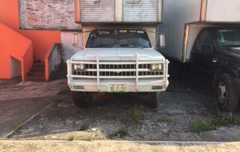 Quiero vender inmediatamente mi auto Chevrolet C35 1982 muy bien cuidado