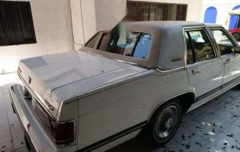 Urge!! Un excelente Ford Grand Marquis 1989 Automático vendido a un precio increíblemente barato en Iztapalapa