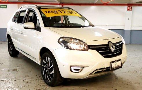 Quiero vender urgentemente mi auto Renault Koleos 2016 muy bien estado