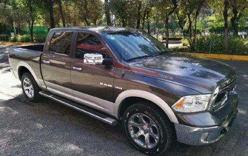 Dodge RAM 2500 impecable en Miguel Hidalgo