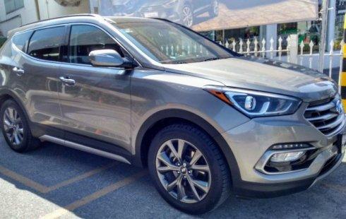 Coche impecable Hyundai Santa Fe con precio asequible