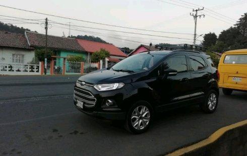 Ford EcoSport 2014 barato en Ciudad de México
