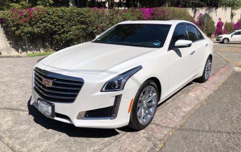 Vendo un carro Cadillac CTS 2017 excelente, llámama para verlo