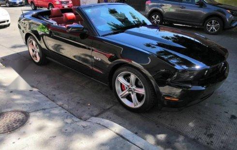 En venta un Ford Mustang 2012 Automático en excelente condición
