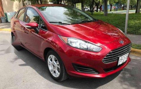 Ford Fiesta impecable en San Nicolás de los Garza