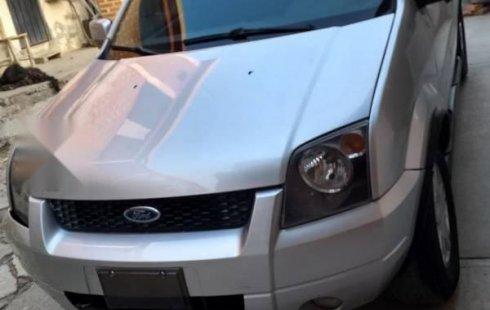 Ford EcoSport impecable en Almoloya más barato imposible