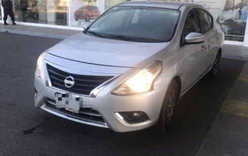 Urge!! En venta carro Nissan Versa 2015 de único propietario en excelente estado