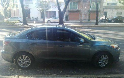 En venta un Mazda 3 2013 Automático muy bien cuidado