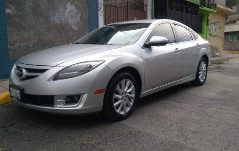 Venta Mazda 6 2013 ,versión 4 cilindros, Ciudad de México